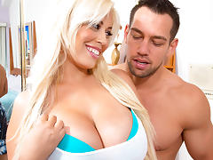 Bridgette B. & Johnny Castle in My Girlfriends Busty Friend tube porn video