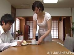 horny japanese wife enjoys hardcore pussy licking action porn tube video
