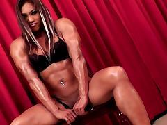 Bodybuilder, Muscle, Topless, Bodybuilder