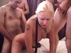 british slutty wife gangbang