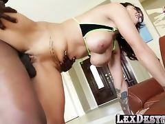 Hot Lylith Lavey sex with Lexing Steele porn tube video