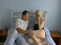 Blond Angel tube porn video