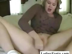 Old bbw woman with big tits and toy on webcam tube porn video