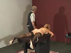 Caning, BDSM, Caning, Mature, Punishment, Teen