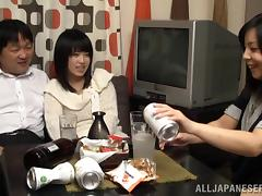 japanese cowgirl gets fingered and nailed hardcore