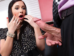 Ashli Orion & Bill Bailey in Naughty Office porn tube video