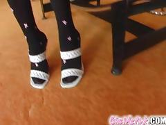 Just look at Karina's beautiful eyes. tube porn video