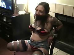 Bound, BBW, BDSM, Bound, Tied Up, Hogtied