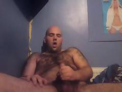 THICK YOUNG HAIRY & WANKING tube porn video
