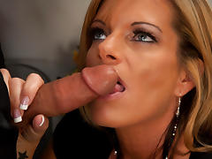 Kristal Summers & Rocco Reed in Naughty Office tube porn video