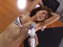Shiho Asian teacher is kinky and pisses tube porn video
