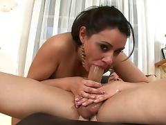 Charley Chase sloppy blowjob...bd32
