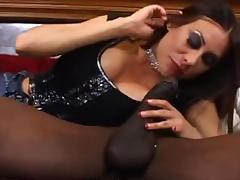 BBC Destroy Big Tits MILF