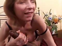 Older bitch wendy screwed by large dark tube porn video
