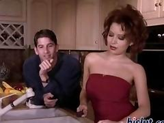 Gina is a cock addict eager to suck a cock