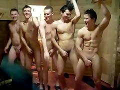 Jungs in der Sauna 3 - Sauna Boys 3
