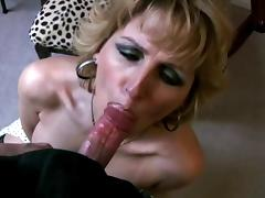 Alluring Cougar doing what she does best! #6