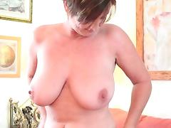 Grandma, Amateur, Big Tits, British, Granny, Mature