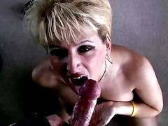 Alluring Cougar doing what she does best! #9