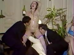 Champagne, Champagne, Hairy, Stockings, Swingers, Vintage