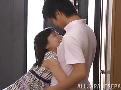 Blowjob, Asian, Blowjob, Couple, Fingering, Handjob