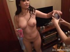 japanese babes with natural tits get drunk and fucked hardcore tube porn video
