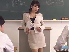 Teacher, Asian, Ass, Assfucking, Banging, College