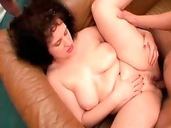 Two nasty and horny sluts, one mature, one younger and hot