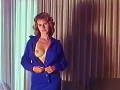LET THE LOVE COME THROUGH - vintage striptease music video
