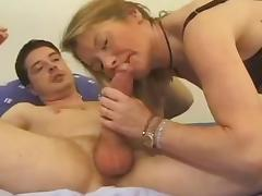 Granny Anal, Amateur, Anal, Assfucking, Facial, French