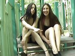 Park feet