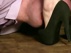 Shoe Worship- part 1