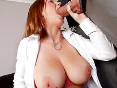 Sara Stone & Billy Glide in Naughty Office porn tube video