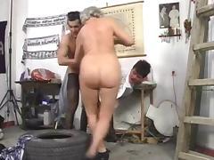 German Mature Fuckfest