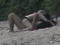 Caught, Amateur, Beach, Caught, Couple, Nude