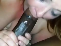 Big Black Cock, Amateur, BBW, Chubby, Chunky, Fat