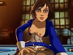 Bioshock sexy games tube porn video