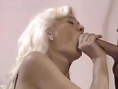 Raunchy Blonde Milf free video tube porn video