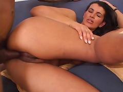 Mature Giorgina Smith goes black tube porn video