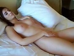 Touching her perfect body porn tube video