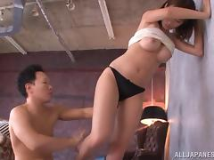 Boots, Asian, Big Tits, Boobs, Boots, Couple