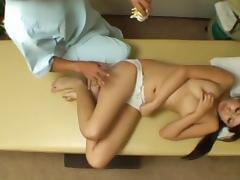Massage, Asian, Japanese, Massage, Masseuse