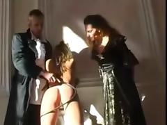 punished dancer