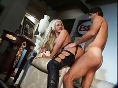 Fucking sexy blonde whore
