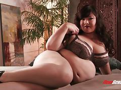 Asian BBW, Asian, BBW, Chubby, Chunky, Fat