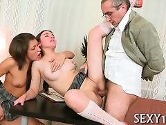 Pleasing fucking lessons