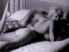 MOVE OVER DARLING - vintage tease big boobs
