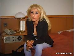Naughty milf porn hot chick Zora Banx gets fucked hard doggystyle
