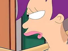 Futurama sex video