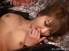Naughty porn milf chick Kirara Asuka in hot asian all night banging